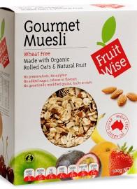 Fruit Wise Gourmet Muesli