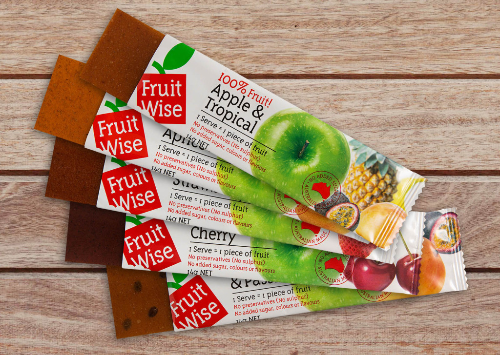 Fruit Wise Fruit Straps 100% Fruit Sugar Free