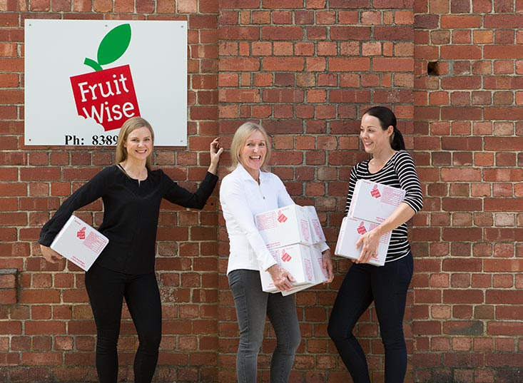Fruit Wise Team