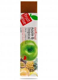 Fruit Wise Apple & Tropical Fruit Straps 100% Fruit Sugar Free